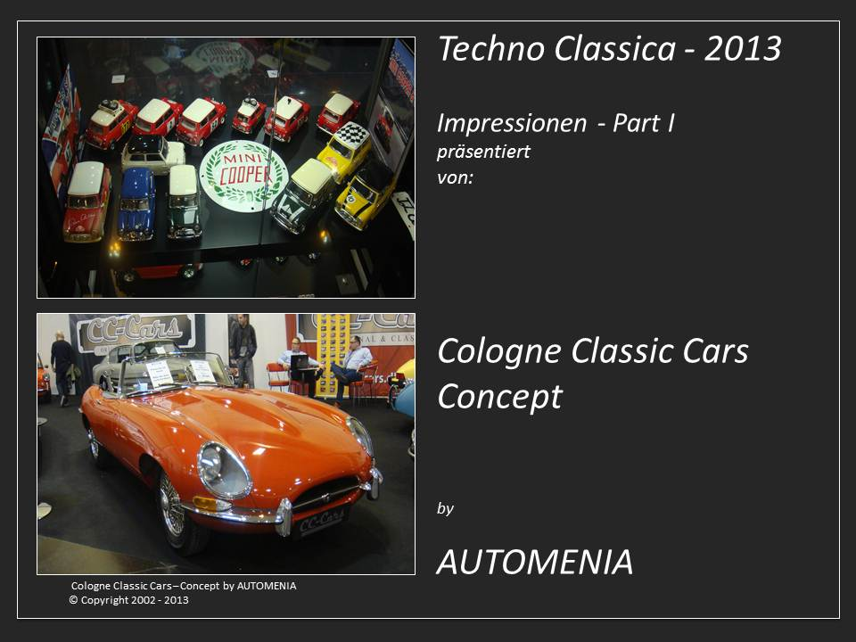 Techno - Classica - Impressionen by AUTOMENIA 2013