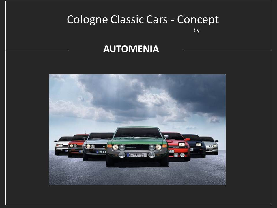 Classic Cars by -  AUTOMENIA 2002-2013